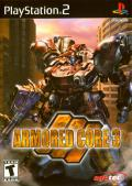 Armored Core 3 PlayStation 2 Front Cover