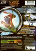 Amped 2 Xbox Back Cover