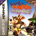 Banjo-Kazooie: Grunty's Revenge Game Boy Advance Front Cover