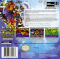 DemiKids: Light Version Game Boy Advance Back Cover