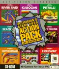 Activision's Atari 2600 Action Pack Windows Front Cover