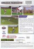 FIFA Soccer 2004 Xbox Back Cover