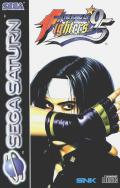 The King of Fighters '95 SEGA Saturn Front Cover