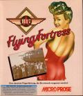 B-17 Flying Fortress DOS Front Cover