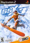 SSX 3 PlayStation 2 Front Cover