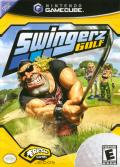 Swingerz Golf GameCube Front Cover