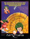 Lemmings 2: The Tribes DOS Back Cover