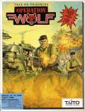 Operation Wolf DOS Front Cover