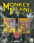 Monkey Island Madness DOS Front Cover