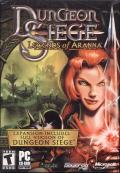 Dungeon Siege: Legends of Aranna Windows Front Cover