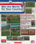 World Cup 98 Windows Back Cover
