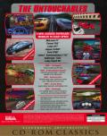 Need for Speed II Windows Back Cover