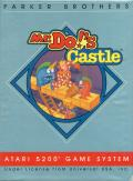 Mr. Do!'s Castle Atari 5200 Front Cover