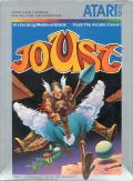 Joust Atari 5200 Front Cover