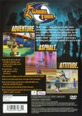 Whirl Tour PlayStation 2 Back Cover