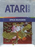 Space Invaders Atari 5200 Front Cover