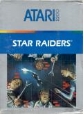 Star Raiders Atari 5200 Front Cover
