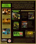Battlezone (Gold Pack) Windows Back Cover