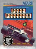 Pole Position Atari 5200 Front Cover