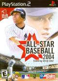 All-Star Baseball 2004 PlayStation 2 Front Cover