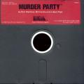 Make Your Own Murder Party Commodore 64 Media