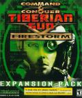 Command & Conquer: Tiberian Sun - Firestorm Windows Front Cover