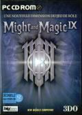 Might and Magic IX Windows Front Cover