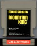 Mountain King Atari 5200 Media