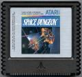 Space Dungeon Atari 5200 Media