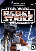 Star Wars: Rogue Squadron III - Rebel Strike GameCube Front Cover