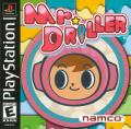 Mr. Driller PlayStation Front Cover