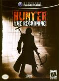 Hunter: The Reckoning GameCube Front Cover