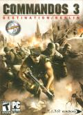 Commandos 3: Destination Berlin Windows Front Cover