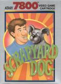 Scrapyard Dog Atari 7800 Front Cover