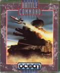 Battle Command Commodore 64 Front Cover