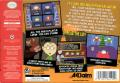 South Park: Chef's Luv Shack Nintendo 64 Back Cover