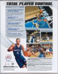 NBA Live 2003 Windows Back Cover