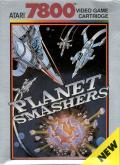 Planet Smashers Atari 7800 Front Cover