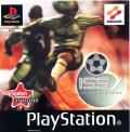 ISS Pro Evolution PlayStation Front Cover