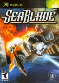 SeaBlade Xbox Front Cover