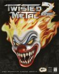 Twisted Metal 2 Windows Front Cover