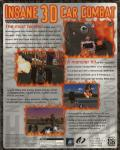 Twisted Metal 2 Windows Back Cover