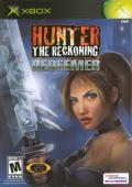Hunter: The Reckoning - Redeemer Xbox Front Cover