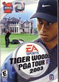 Tiger Woods PGA Tour 2003 Windows Front Cover