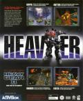 Heavy Gear II Windows Back Cover