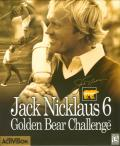 Jack Nicklaus 6: Golden Bear Challenge Windows Front Cover