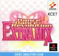Dance Dance Revolution: Extra Mix PlayStation Front Cover