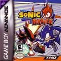 Sonic Battle Game Boy Advance Front Cover