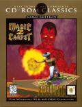 Magic Carpet 2: The Netherworlds DOS Front Cover