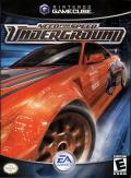 Need for Speed: Underground GameCube Front Cover